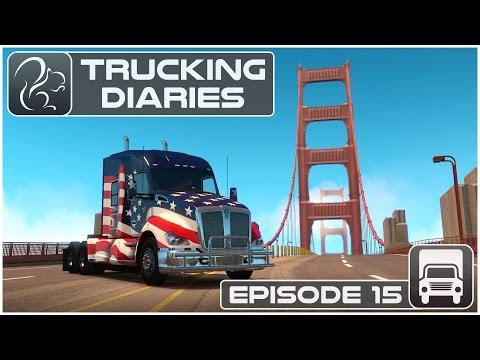 Trucking Diaries - Episode #15 (American Truck Simulator)