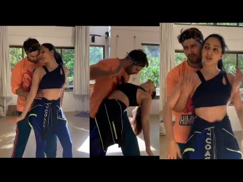 Varun Dhawan's ROMANTIC  Dance with Kiara Advani is must watch ||