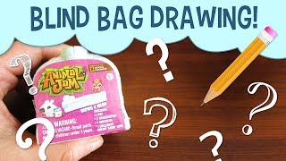 Blind Bag Drawing Challenge  Animal Jam Surprise Blind BagI'm doing another drawing challenge, and this one's all about blind bags! Animal Jam series 2 igloo blind bags to be specific. The blind bag drawing challenge is simple: 1. Buy a mystery toy blind bag of your choosing (I chose Animal Jam because I liked the simple polygonal shapes the animals are. Also, they're quite kawaii if I do say so myself.)2. Open your blind bag (derp!) 3. Draw whatever surprise toy comes inside using your choice of art supplies. For this blind bag challenge, I'm using copic sketch markers, but really anything will do!4. Share your blind bag mystery drawing with me on social media! You can find me anywhere you search @pigknit. Make sure to use the hashtag #pigknit, and also tag me so I see it!Also, there's still time to enter the Pokémon giveaway! Contest closes after Memorial Day: https://www.youtube.com/watch?v=PuXSnOa8JrQSubscribe to peer into a day in the life of a freelance illustrator, and share if you care! :)Last Video: https://www.youtube.com/watch?v=PuXSnOa8JrQShop here: https://www.etsy.com/your/shops/pigknit/tools/listings/section:19896210------------------------------------------------------------------------------------------Art Materials Used in This Video: Paper: https://www.amazon.com/gp/product/B000J0C47S/ref=as_li_tl?ie=UTF8&camp=1789&creative=9325&creativeASIN=B000J0C47S&linkCode=as2&tag=pigknit-20&linkId=e4cd035a0224c1a0446c2703e983d794Gelly Roll gel pen in white: https://www.amazon.com/gp/product/B00CF5R57Y/ref=as_li_tl?ie=UTF8&camp=1789&creative=9325&creativeASIN=B00CF5R57Y&linkCode=as2&tag=pigknit-20&linkId=0ea5af48bd3ed91854950efe9a964c92Copic Sketch Markers: https://www.amazon.com/gp/product/B004XR96UG/ref=as_li_tl?ie=UTF8&camp=1789&creative=9325&creativeASIN=B004XR96UG&linkCode=as2&tag=pigknit-20&linkId=d65f72e9da5996590b23d41dce33b06aBrush Pen: https://www.amazon.com/gp/product/B00KHLVN30/ref=as_li_tl?ie=UTF8&camp=1789&creative=9325&creativeASIN=B00KHLVN30&linkCode=as2&tag=pigknit-20&linkId=cf7317587185524133319357c5dde30f------------------------------------------------------------------------------------------Filming Equipment Used:Canon Powershot S110: https://www.amazon.com/gp/product/B009B0MYSQ/ref=as_li_tl?ie=UTF8&camp=1789&creative=9325&creativeASIN=B009B0MYSQ&linkCode=as2&tag=pigknit-20&linkId=61eb3228c57da1bd4d00fcc98809a720Manfrotto Mini Tripod: https://www.amazon.com/gp/product/B00GUND8XM/ref=as_li_tl?ie=UTF8&camp=1789&creative=9325&creativeASIN=B00GUND8XM&linkCode=as2&tag=pigknit-20&linkId=0606a7ba650f0ff2862dc287e3459864Blue Snowball Microphone:https://www.amazon.com/gp/product/B006DIA77E/ref=as_li_tl?ie=UTF8&camp=1789&creative=9325&creativeASIN=B006DIA77E&linkCode=as2&tag=pigknit-20&linkId=573fe459c7397c6e3b9adaa488738209------------------------------------------------------------------------------------------Background Music: https://soundcloud.com/mitsutoshi-kiyono/pz013-hamster------------------------------------------------------------------------------------------Etsy:  https://www.etsy.com/shop/pigknitwww.pigknit.comFacebook: https://www.facebook.com/pigknit/Twitter: https://twitter.com/pigknitTumblr: https://www.tumblr.com/blog/pigknitInstagram: @pigknitSnapchat: PigknitThanks for watching!
