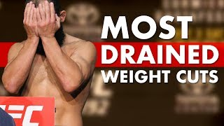 Video 10 UFC Fighters Who Looked Awful at Weigh-Ins MP3, 3GP, MP4, WEBM, AVI, FLV Februari 2019