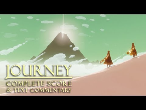 complete - This is a presentation of the complete score to JOURNEY, featuring a combination of official artwork by the award-winning Matt Nava, and some of the endless ...
