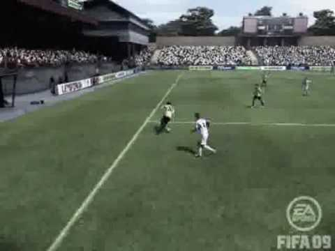 My FIFA09 Bloopers Featuring A-League