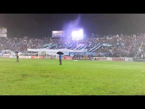 Himno Nacional Argentino - Por la Hinchada del DECANO !!!! - La Inimitable - Atlético Tucumán