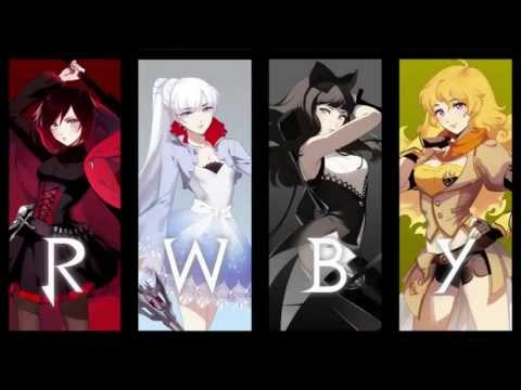 Rwby All Trailers! ''red, White, Black And Yellow'' {hd} [high-definition 720p] 😆👍🔥