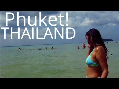 (HD) Tour of Phuket Island, Thailand: Beautiful Beaches & More