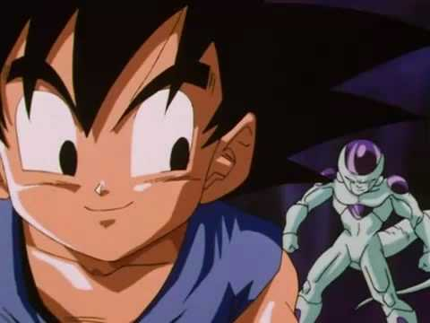 DBGT - Goku VS Frieza and Cell In Hell - Full Fight -