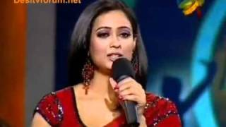 Video Shweta tiwari meets her daughter Palak in dance sangram (touching scene) MP3, 3GP, MP4, WEBM, AVI, FLV Agustus 2018
