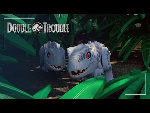 LEGO Jurassic World: Double Trouble | Trailer 2