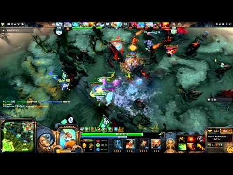 Hao - Mana Void Comeback Team Wipe | The International 5