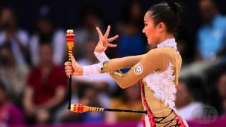 Slideshow : Rhythmic Gymnastics at London Olympics - We Are Gymnastics!