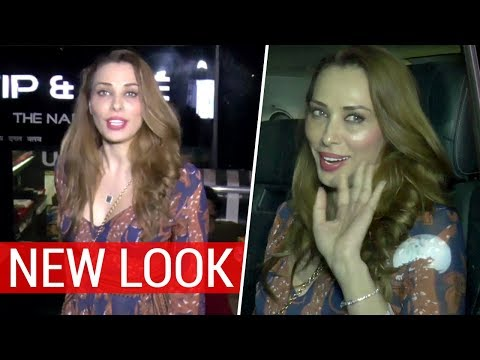 Look, Iulia Vantur Does Something Different To Her