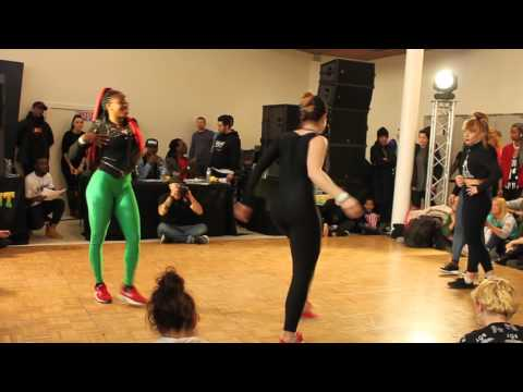 Juste Debout Dancehall Battles 1/4 final
