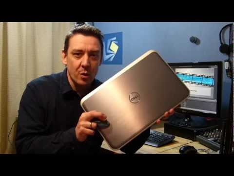 Dell Inspiron 15Z Touch Ultrabook Overview by Chippy