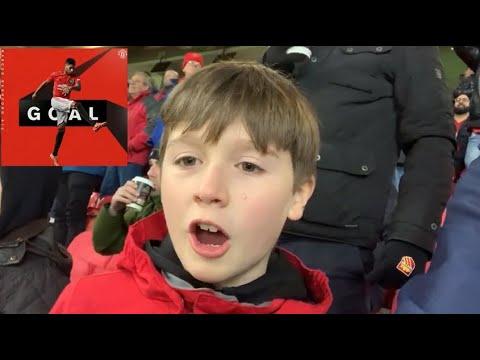 Manchester United v Partizan   Match Day Vlog   Europa League Match 4 Group L   07.11.2019