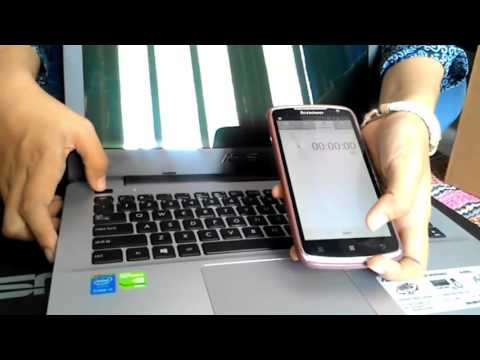 Unboxing and Short Review ASUS A455LF
