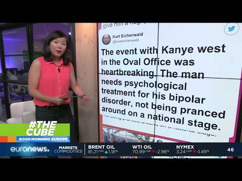 #TheCube | Kanye West at the White House