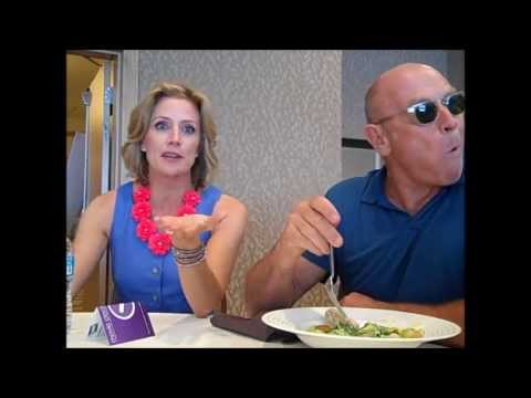PSYCH Interview with Kirsten Nelson & Corbin Bernsen - Comic Con 2013