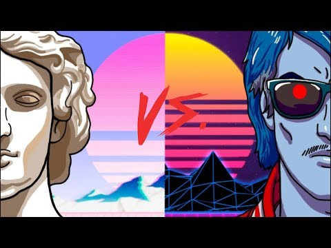 Vaporwave vs Outrun, What's the Difference?