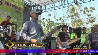 Video Cek Sound Musisi Senior D'Band Live Brangkal Parengan Tuban MP3, 3GP, MP4, WEBM, AVI, FLV November 2018