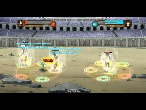 Fairy Tail Gameplay Part 119 (видео)