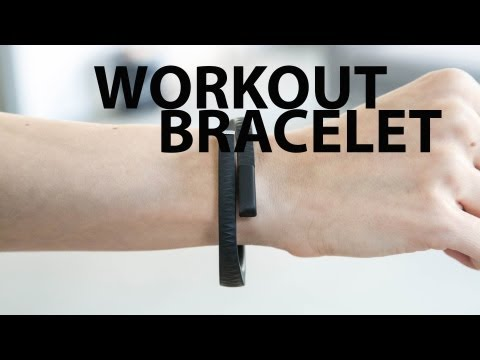 how to fit jawbone up24