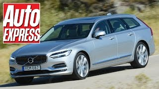 New Volvo V90 review: has the king of estates returned? by Auto Express