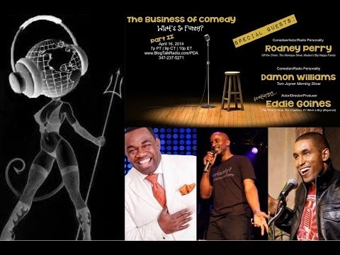 The Business of Comedy Pt. 2 | Damon Williams