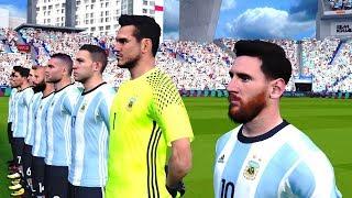 Video FIFA World Cup 2018 - Argentina vs England MP3, 3GP, MP4, WEBM, AVI, FLV November 2017