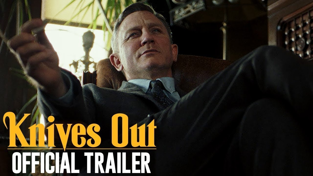 Trailer for Knives Out (2019) Image