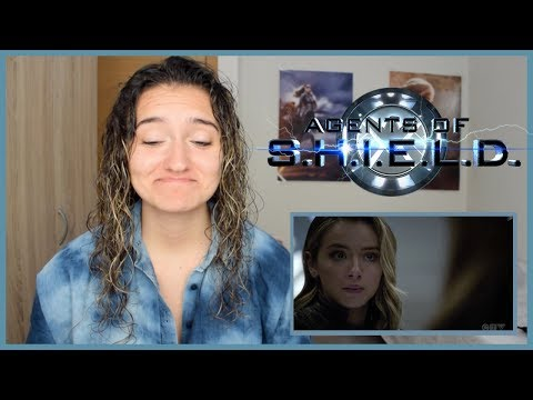 """Agents of Shield Season 6 Episode 5 Reaction to """"The Other Thing"""" 6x05"""
