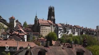 Fribourg Switzerland  city photos : One day in Fribourg / Freiburg - Switzerland 2016 by LivingTheGoodLife