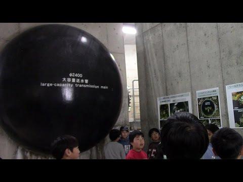 大容量送水管が完成 神戸