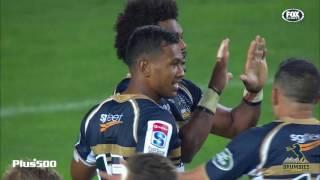 Waratahs v Brumbies Rd.4 Super Rugby Video Highlights 2017