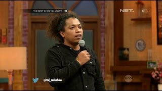 The Best of Ini Talkshow - Stand Up Comedy Arie Kriting Berujung Curhat Galau