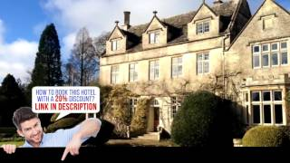 Cirencester United Kingdom  city photos gallery : Barnsley House Hotel, Cirencester, United Kingdom HD review