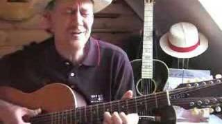 Fare Thee Well - Acoustic 12-string blues