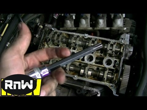 How to Remove and Replace a Cylinder Head   Audi A4 A6 VW Passat Jetta 1.8L Engine Part 3