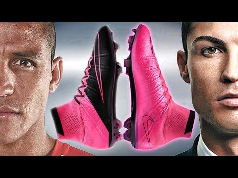 Ronaldo VS Sánchez - Boot Battle: Nike Superfly IV Synthetic vs Leather - Test & Review