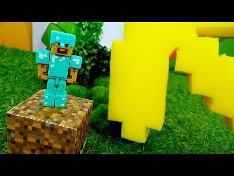 Как сделать в Майнкрафт ферму автоматической? Обзор игры Minecraft. (видео)