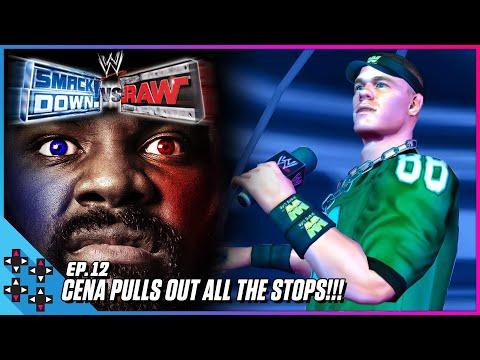 WWE SmackDown! vs. Raw #12: JOHN CENA the CON-MAN!