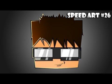 SpeedArt Minecraft [Prizrak003] #26