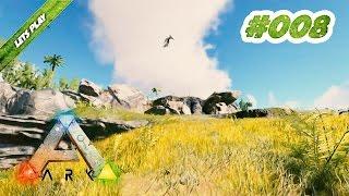 ARK: Survival Evolved Lets Play #008 - Alles läuft schief