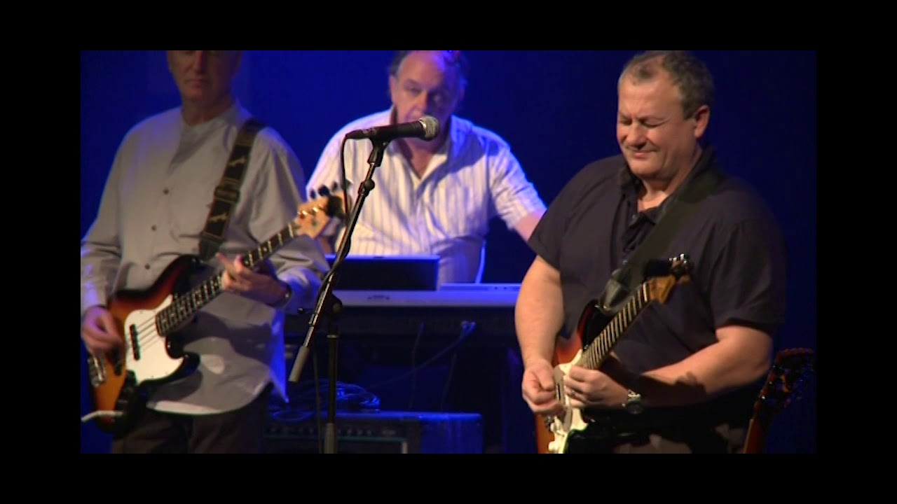 Gary Murphy Band – Guitar Legends (2014) Parisienne Walkways Floral Pavilion Theatre