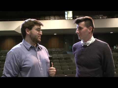 Carson-Newman Male Athlete of the Year Ross Frame Interview 4-29-14