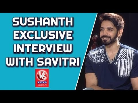 Sushanth Exclusive Interview with Savitri