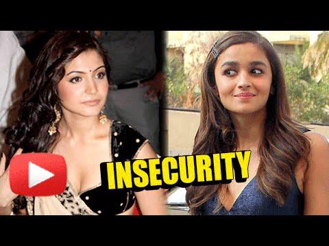 Sultan : Anushka Sharma INSECURE Of Alia Bhatt