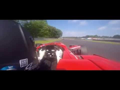 Formula Lites Debut at Thompson Speedway