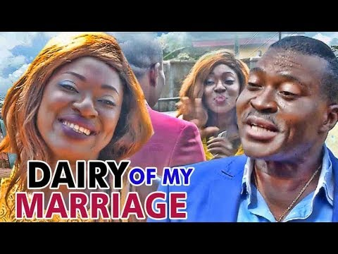 DIARY OF MY MARRIAGE 1 - 2017 LATEST NIGERIAN NOLLYWOOD MOVIES | YOUTUBE MOVIES