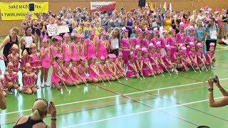 Mistrovství České republiky v halových disciplínách mažoretek 2018