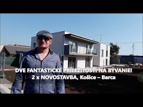Dom na klúč, Košice - Barca – Video